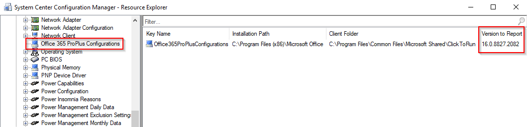 Updating Office 365 ProPlus  A custom alternative (Using