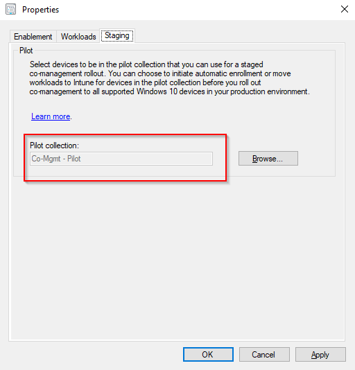 Flipping the switch: How to enable Co-management in SCCM