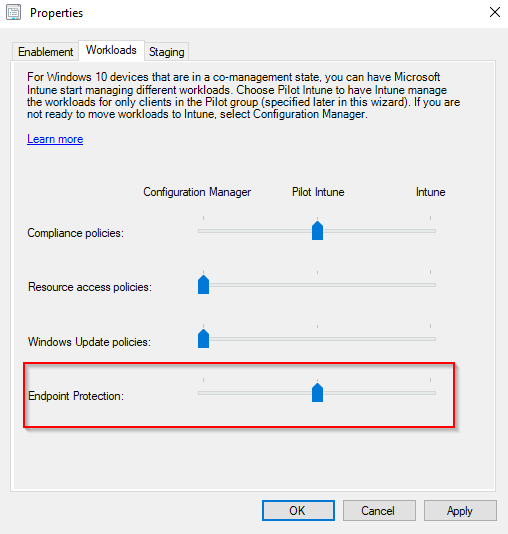 Flipping the switch, part 2: Moving Endpoint Protection
