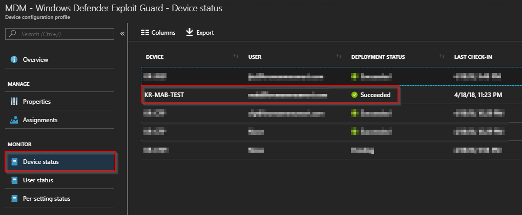 Flipping the switch, part 2: Moving Endpoint Protection workload to