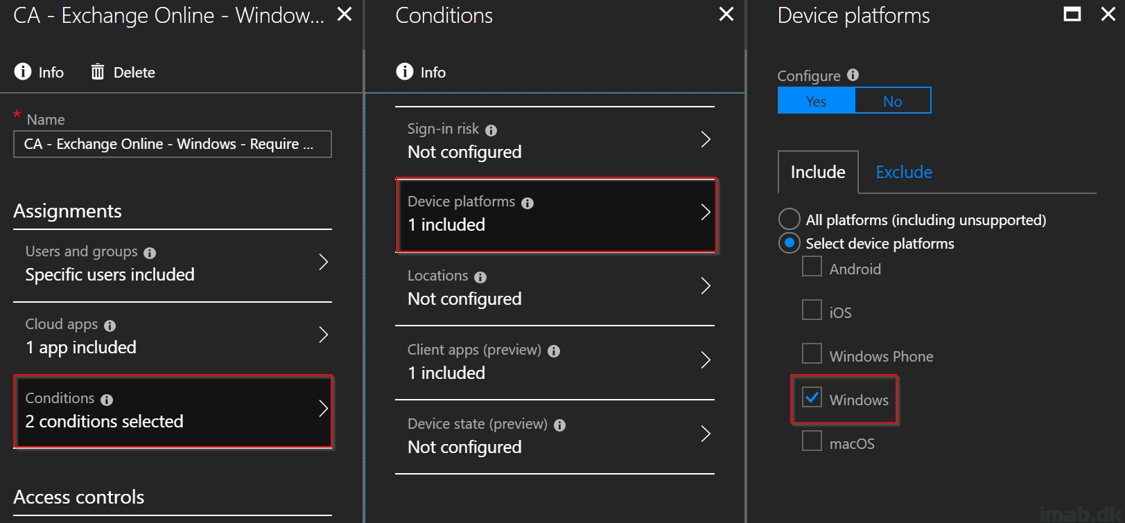 Microsoft Intune and Conditional Access in a Co-management