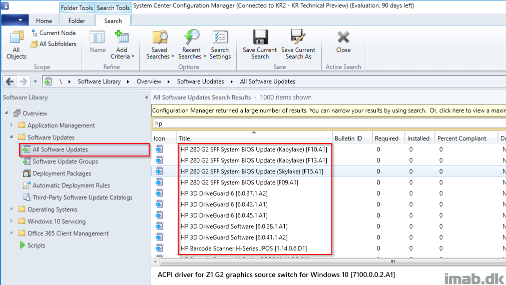 Enable Third-Party Software Updates in SCCM (System Center