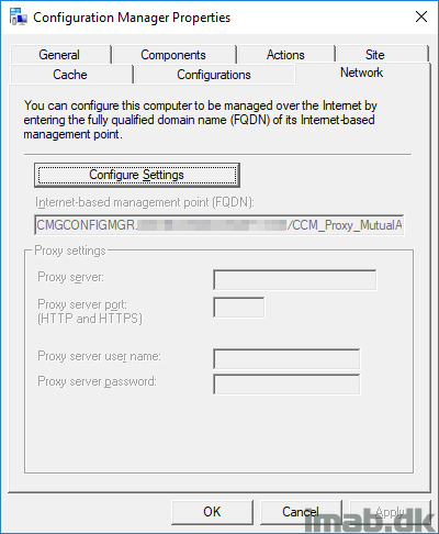 Setting up Cloud Management Gateway (CMG) in SCCM 1806 (HTTP mode