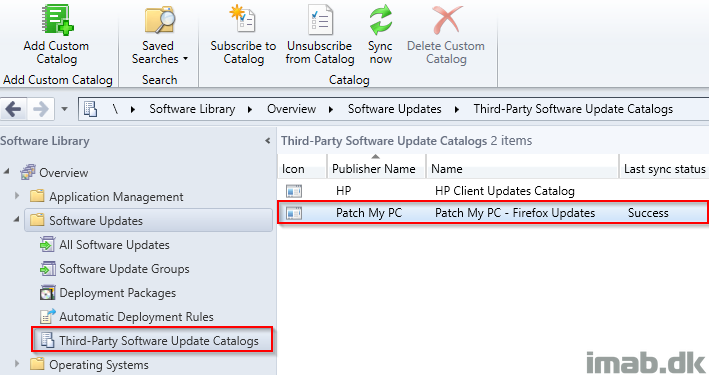How to patch Third-Party applications using SCCM (System