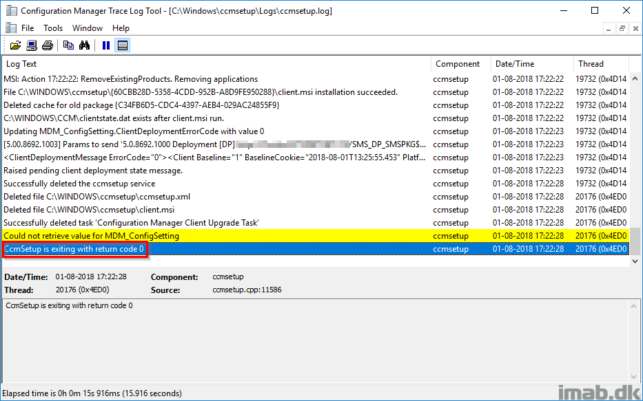 Back to basics: Troubleshoot SCCM (System Center