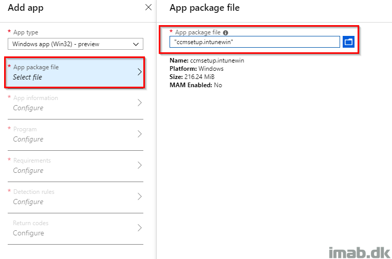 Deploy the SCCM Client using Microsoft Intune and the Cloud
