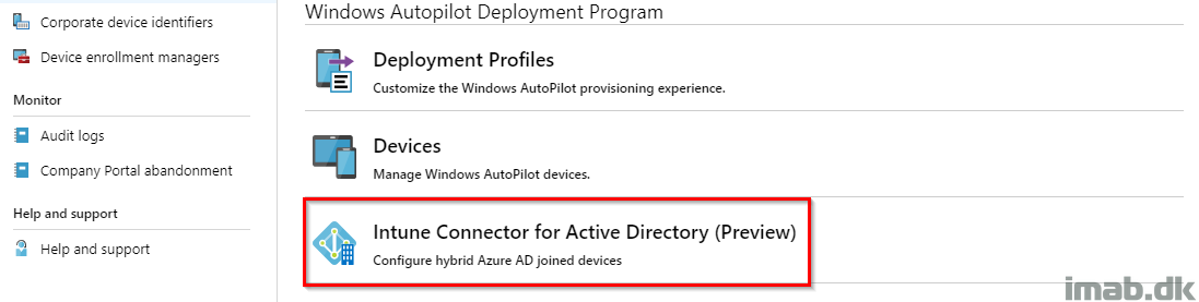 How to automatically join Windows AutoPilot devices to On