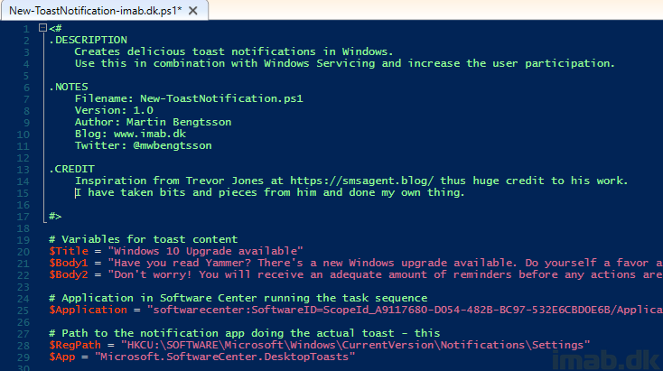 Windows as a Service: Remind users of pending Windows upgrades using