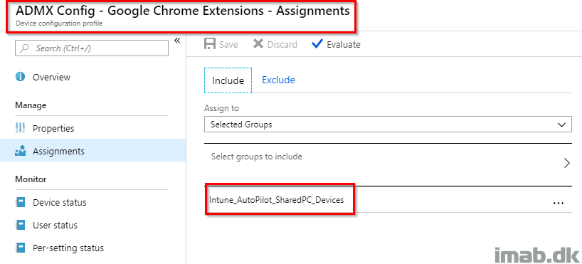 Install Google Chrome Extensions using Microsoft Intune in 3