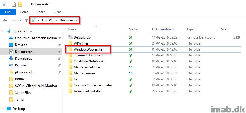 Install onenote via powershell | Install or reinstall