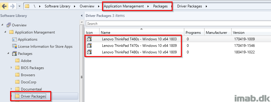 Almost Modern Driver Management with ConfigMgr and