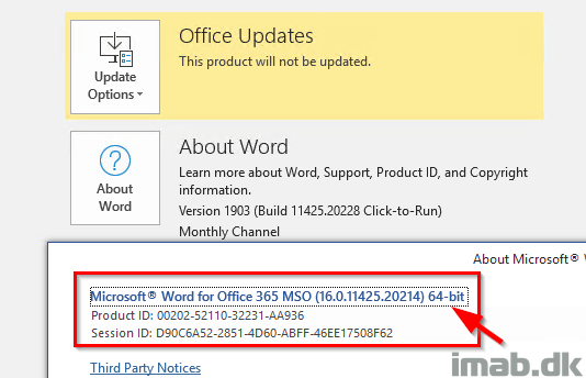 Migrate Office 365 ProPlus from 32-bit to 64-bit using Microsoft
