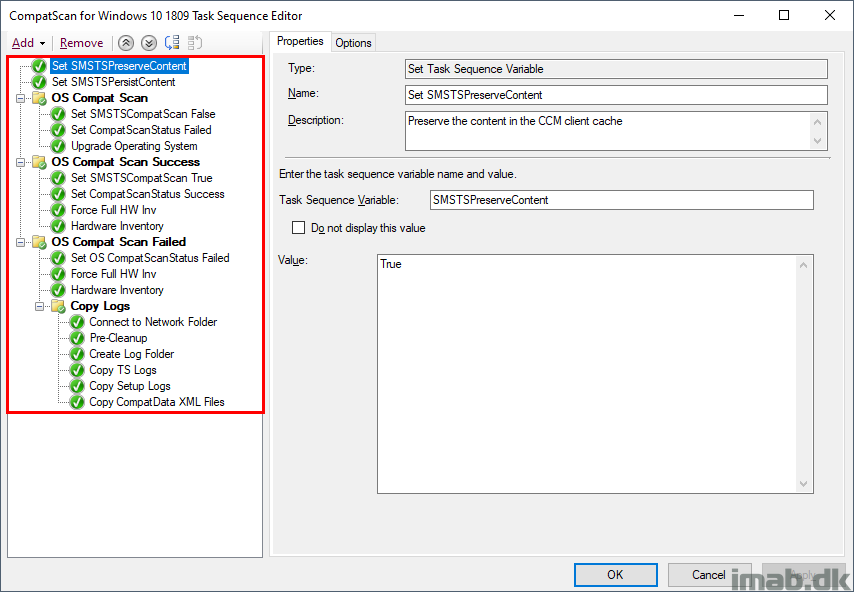 Windows as a Service: Example of fixing Compat Scan errors